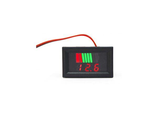 نمایشگر سطح شارژ باترى 60 12 ولت روپنلی 2 ارکید استور