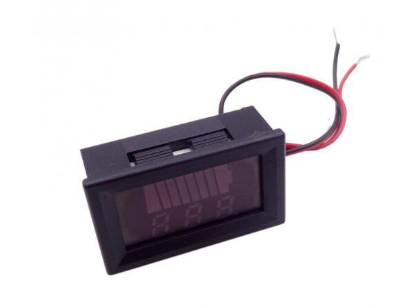 نمایشگر سطح شارژ باترى 60 12 ولت روپنلی 5 ارکید استور