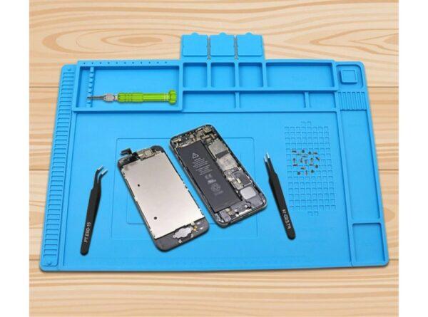 سیلیکونی تعمیر موبایل te 603 سایز 450x300mm 5 ارکید استور
