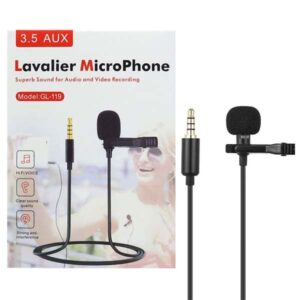 Lavalier GL 119 Dynamic Sound Microphone 2 ارکید استور