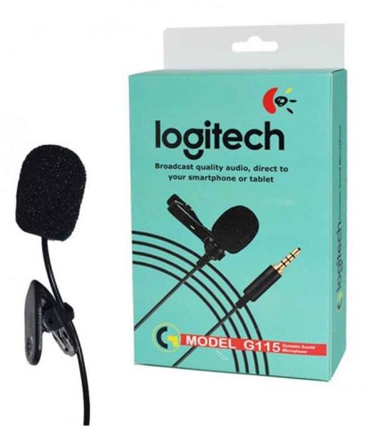 Logitech G115 Dynamic Sound Microphone