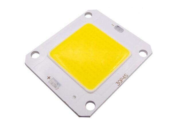 LED COB آفتابی 50W سایز 4046